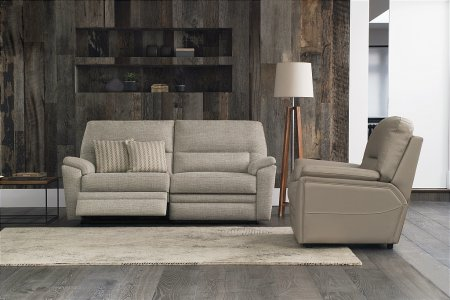 Hampton Recliner 2 Seater Sofa